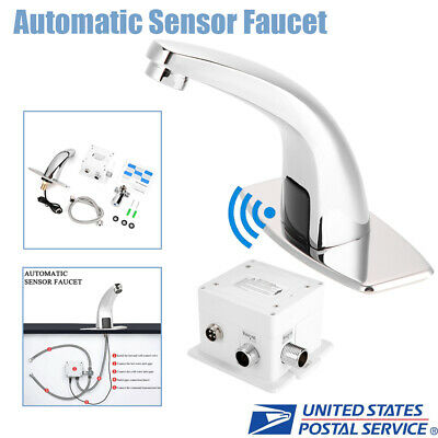 SENSOR FAUCET ALL in one Automatic Hands Free Contemporary Design