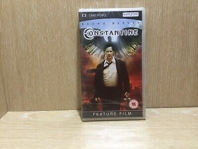 Constantine UMD Sony PSP Movie Film New & Sealed Keane Reeves