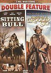 New! Sitting Bull + Against Crooked Sky - Classic Western Double Feature DVD Set