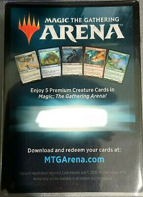 MAGIC THE GATHERING ARENA sealed deck code   Email Code Only  MTG