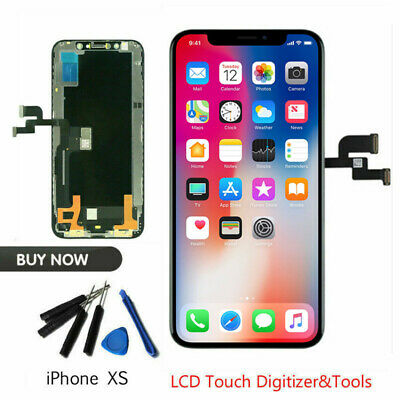 For Apple iPhone XS LCD Display Touch Screen Assembly High Quality Replace DL03