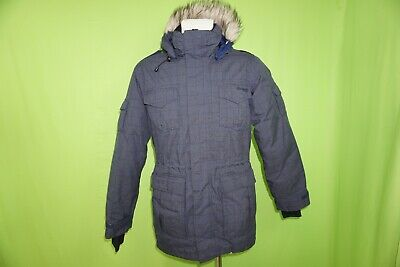 44395a82 Bergans of Norway Men's LAVA DOWN PARKA Dun Duvet Hooded Outdoor Jacket ...