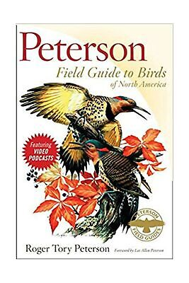 Peterson Field Guide to Birds of North America (Peterson Field Guides (Hardco...