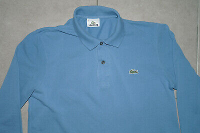 18adfa14bf Lacoste Hommes 2019 Coton Classic Manches Longues L1312 Polo.