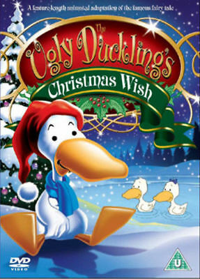 The Ugly Duckling's Christmas Wish (DVD-2011, 1-Disc) Region 2. Russ Harris*****