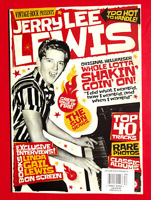 Vintage Rock Magazine - Uk - Special Edition 2019 Jerry Lee Lewis