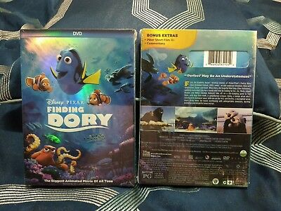 NEW - Finding Dory (DVD 2016) NEW*Adventure, Comedy, Animation* free shipping