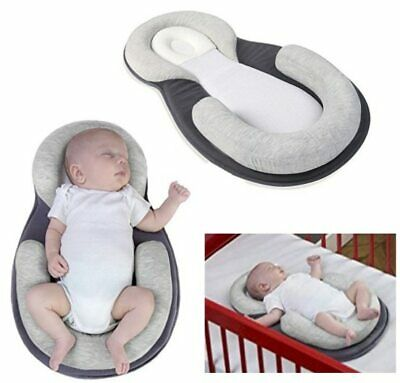 Baby Stereotypes Pillow Infant Newborn Anti-rollover Mattress Pillow For 0-12