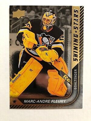 2015-16 Upper Deck #SS-17 Marc-Andre Fleury Shining Stars NM-MT FRESH PULL