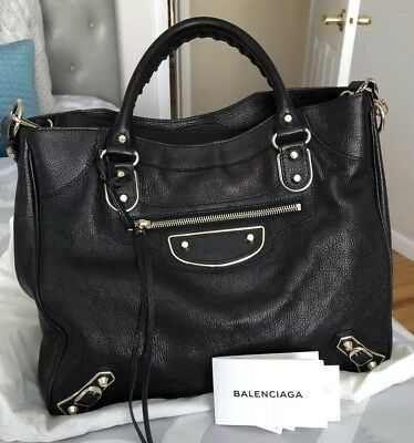 afbd3498852 AUTHENTIC BALENCIAGA 2015 Motocross Classic Velo Bag - $629.00 ...