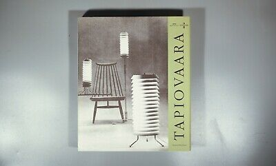 rare out of print Ilmari Tapiovaara monograph 1997 chairs tables stools HARDBACK