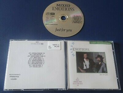 MIXED EMOTIONS - just for you - CD ALBUM 1988