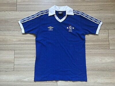 Chelsea London England Official Umbro Product Football Shirt Jersey Soccer