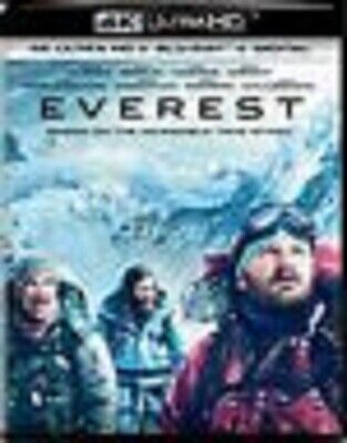 Everest (4K UHD COMBO) new/sealed - W/SLIPCOVER