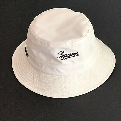 7a61e0508 SUPREME MESH CROWN Crusher RED Bucket Hat Cap Small / Medium NEW! S ...