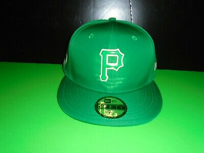 watch d7b0a d30fb Pittsburgh Pirates New Era 59FIFTY 2018 St. Patricks Day Fitted Hat NEW