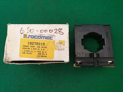 Socomec 192T5015 Current Transformer 150/5 Amp