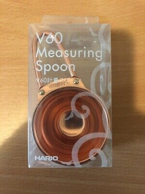 Hario V60 Coffee Measuring Spoon Copper M-12CP MADE IN JAPAN