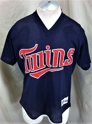 df6436c5681 Vintage 1980's Majestic Minnesota Twins (Large) Diamond Collection MLB  Jersey