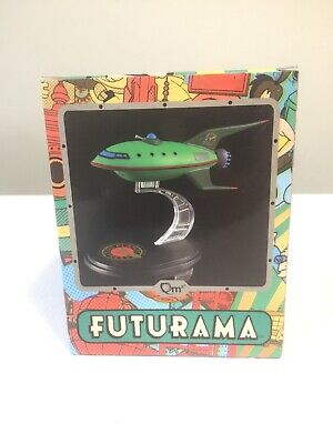 Futurama Planet Express Ship Loot Crate Exclusive by QMX Brand New In Box!