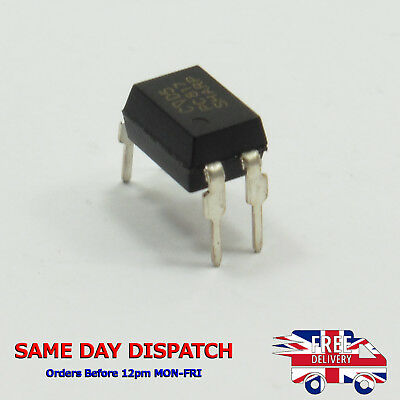 PC817 DIP-4 Chip Optocoupler SHARP Phototransistor EL817C LTV817 PC817-1