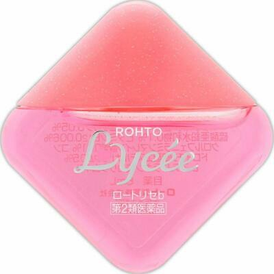 C45 Rohto Lycee Medicated Eye Drops 8mL