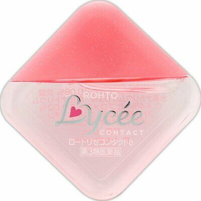 C46 Rohto Lycee Contact Medicated Eye Drops 8mL