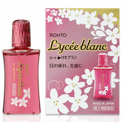 C47 Rohto Lycee Blanc Medicated Eye Drops 12mL