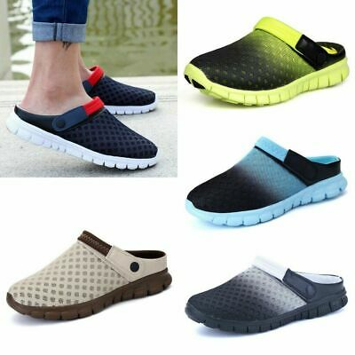 Mens Sandals Casual Holiday Beach Shoes Walking Slippers Summer Flip Flop