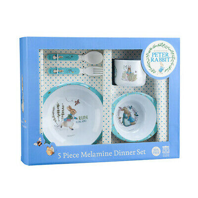Beatrix Potter Peter Rabbit Classique 5pc Dîner Set