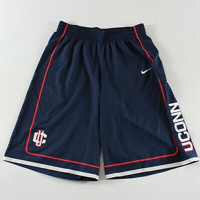 official photos ac3f9 24760 Team Issue UCONN Huskies Nike 42 +4 Shorts 2012-13 Connecticut Authentic  Jersey
