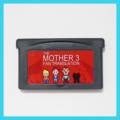 [ Mother 3  ] Earthbound 2 GBA - English - Fan Translation Gameboy Advance