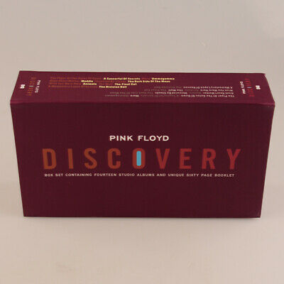 NEW&Sealed Pink Floyd Discovery 16 CD Box Set USA seller