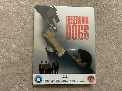 Reservoir Dogs Blu Ray **New & Sealed**