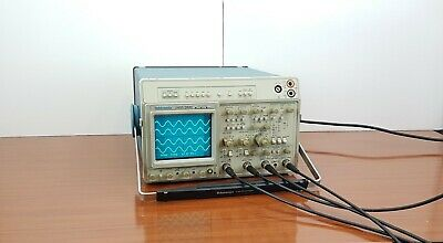 TEKTRONIX 2465DMS ANALOG OSCILLOSCOPE 4x 300MHz - WITH OPTIONS
