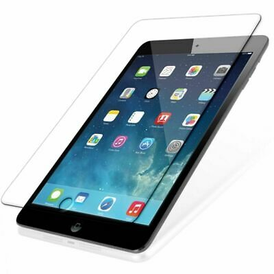 "For Apple iPad 6th Generation 9.7"" 2018 Clear HD Tempered Glass Screen Protector"