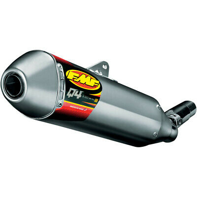 Yamaha YZ450F 14-17 FMF Racing Q4 HEX Stainless Steel Exhaust