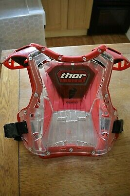 Thor Motocross Body Armour Adult 100-200lbs