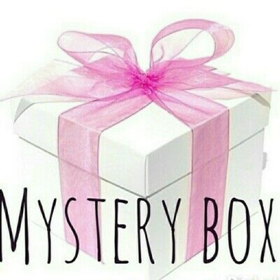 Box Of Girly Stuff/ Wonder New Items/Canada Only