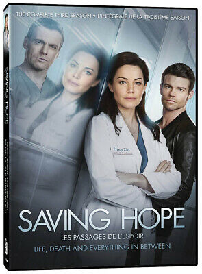 Saving Hope - The Complete Season 3 (Bilingual) (Keepcase) (Dvd)