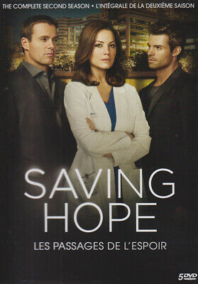 Saving Hope - The Complete Season 2 (Bilingual) (Keepcase) (Dvd)