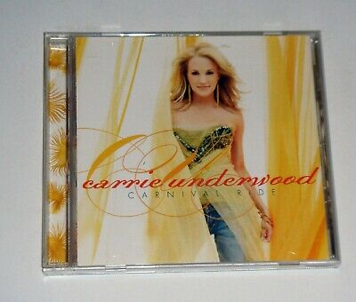 Carrie Underwood 2 CD LOT Carnival Ride & Play On FREE SHIPPING