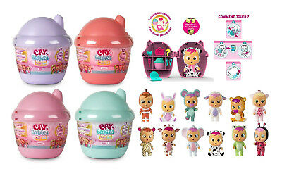Cry Babies Magic Tears in capsula IMC Toys ORIGINALE E NUOVO