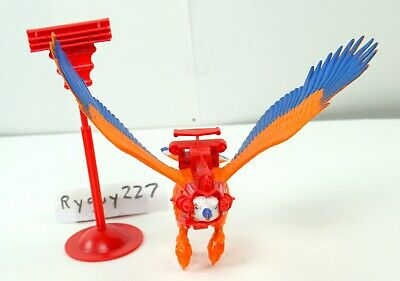Screech//Zoar Perch  He-Man MOTU   Broken