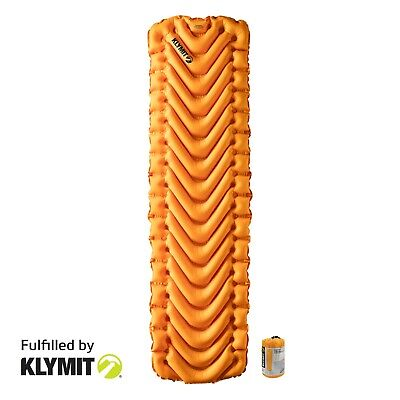 KLYMIT INSULATED V Ultralite SL Sleeping Camping Pad - CERTIFIED REFURBISHED