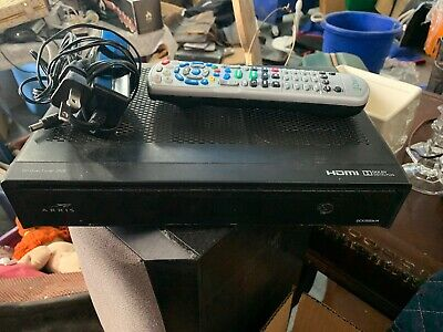 MOTOROLA DCX3400-M 500G HD Digital Cable Box HDTV Dual Tuner