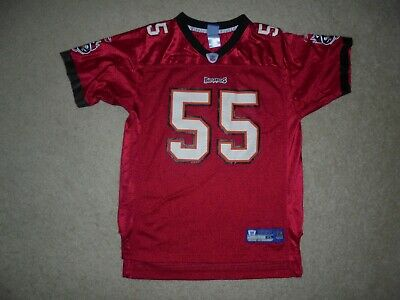 3a52aa32 NFL TAMPA BAY Buccaneers Derrick Brooks men MED Jersey - $7.99 ...