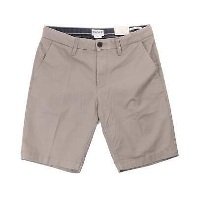 Timberland Squam Lake Stretch Twill Chino Shorts - Elephant Skin