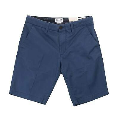 Timberland Squam Lake Stretch Twill Chino Shorts - Dark Denim