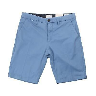 Timberland Squam Lake Stretch Twill Chino Shorts - Quiet Harbor